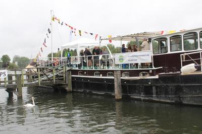 Walton Heritage Day 2015 moored 1
