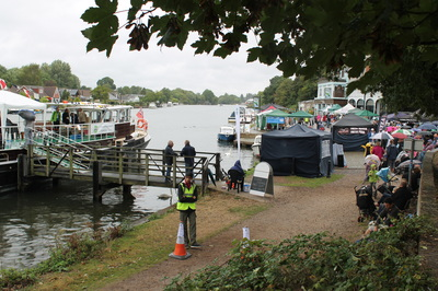 Walton Heritage Day 2015 moored 2