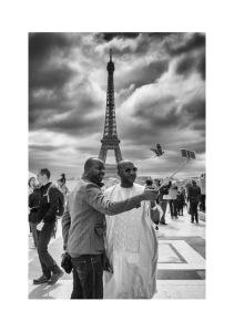 A Paris Selfie